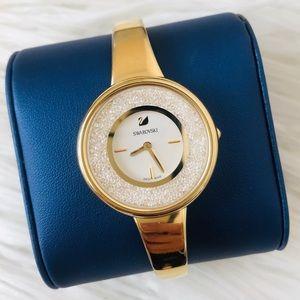 "Swarovski ""Pure"" Crystalline Watch"